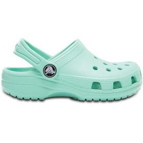 Crocs Classic Sandały Dzieci turkusowy